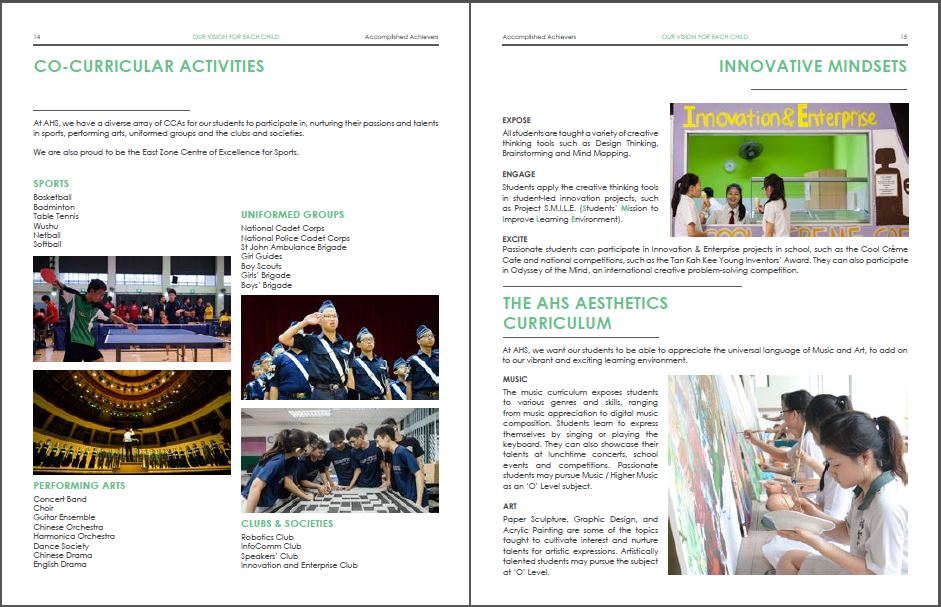 Publicity Booklet Page 7