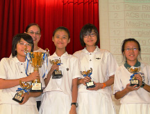4th Interschool Sudoku Challenge 2010 Photo