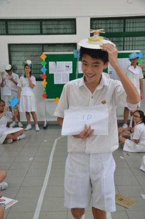 Sec One Innovation Games_Creative Recycled Hat 1D.JPG