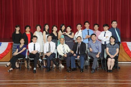 Mathematics Dept Staff Photo
